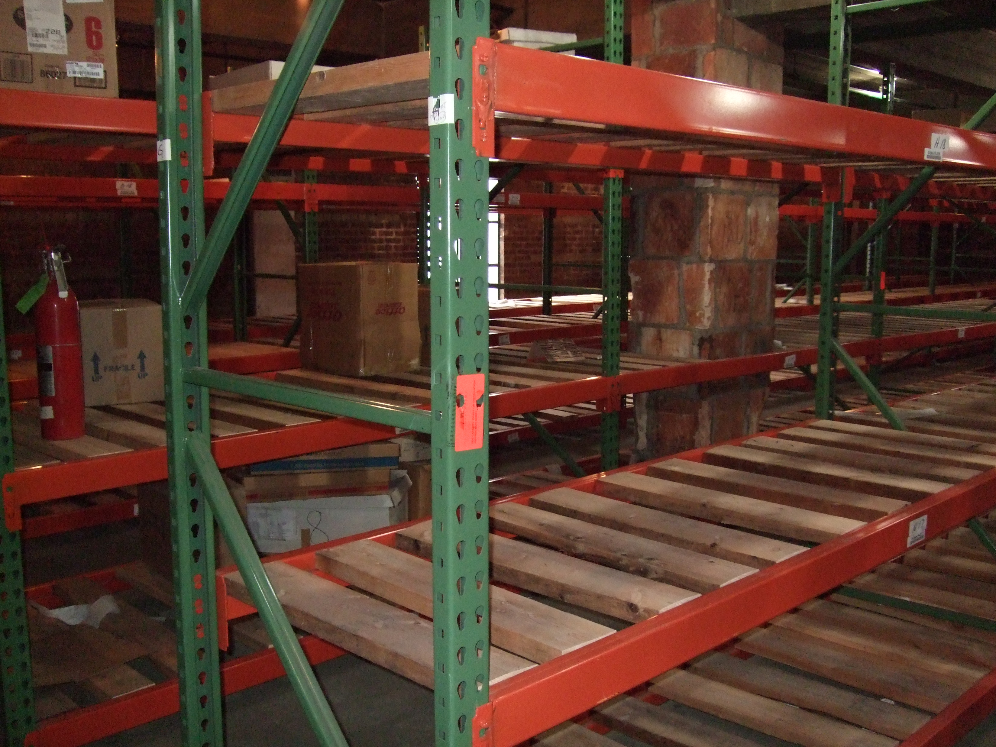 New Amp Used Pallet Rack Warehouse Rack Lockers Conveyor
