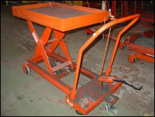 Presto Scissor Table