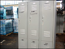 New and used Lockers